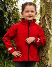 Junior Classic Soft Shell Jacket